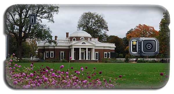 Galaxy S5 Case featuring the photograph Monticello by Eric Liller