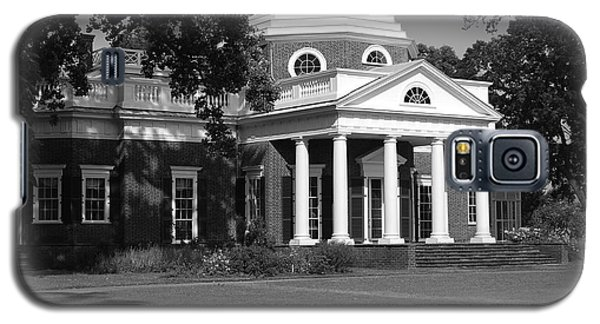 Galaxy S5 Case featuring the photograph Monticello IIi by Eric Liller