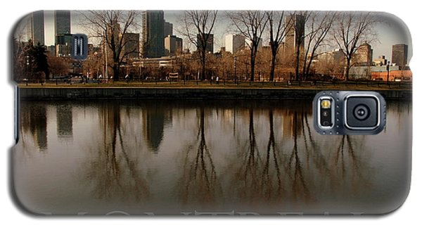 Montreal Galaxy S5 Case by Robert Knight