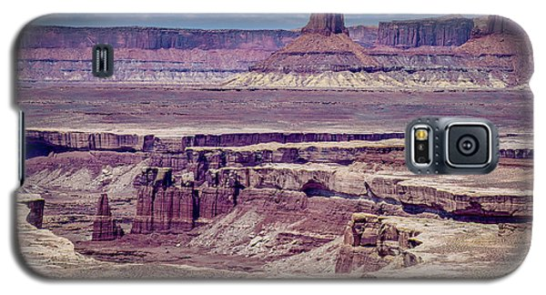 Monument Basin, Canyonlands Galaxy S5 Case