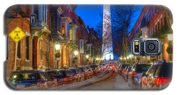 Monument Street Charlestown 023 Galaxy S5 Case
