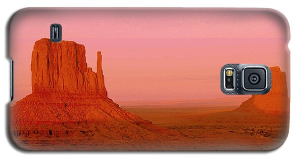 Monument Valley  --  The Mittens  Galaxy S5 Case