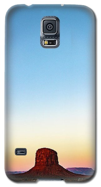 Monument Valley Morning Glory Galaxy S5 Case