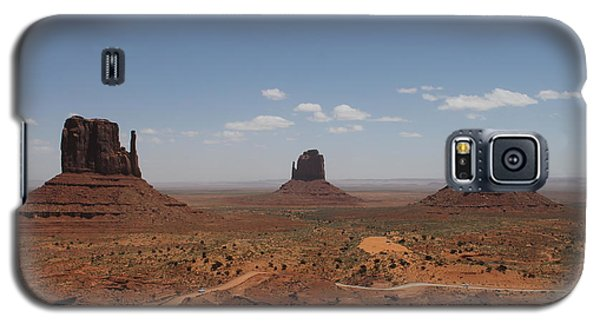 Monument Valley Navajo Park Galaxy S5 Case