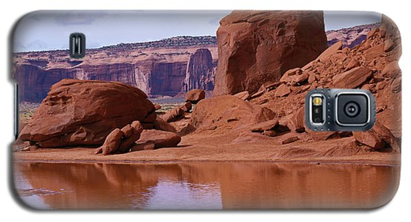 Monument Valley Reflection Galaxy S5 Case