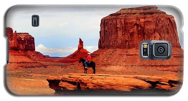 Monument Valley Galaxy S5 Case by Tom Prendergast