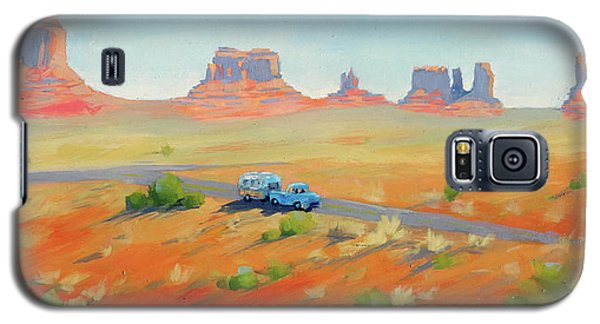 Monument Valley Vintage Galaxy S5 Case