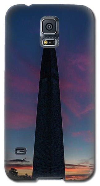 Monumental Sunset Galaxy S5 Case