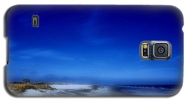 Mood Of A Beach Evening - Jersey Shore Galaxy S5 Case