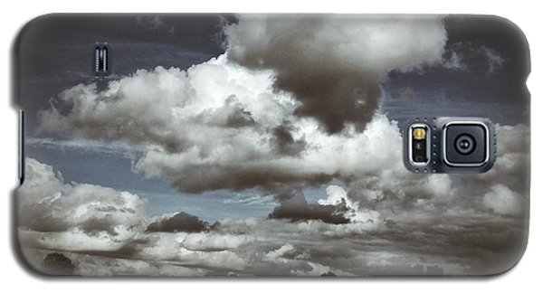 Moodiness In The Clouds Galaxy S5 Case by Karen Stahlros
