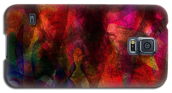 Moods In Abstract Galaxy S5 Case