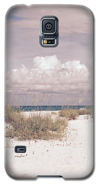 Galaxy S5 Case featuring the photograph Anna Maria Island Moods Of June by Jean Marie Maggi