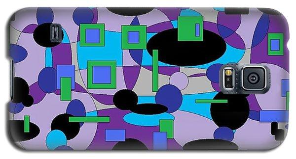 Moody Purple Galaxy S5 Case