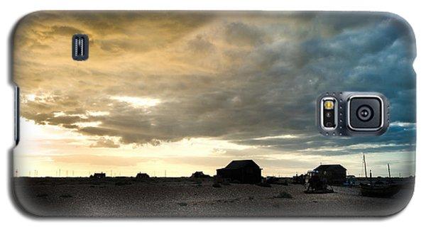 Moody Sky, Dungeness Beach  Galaxy S5 Case