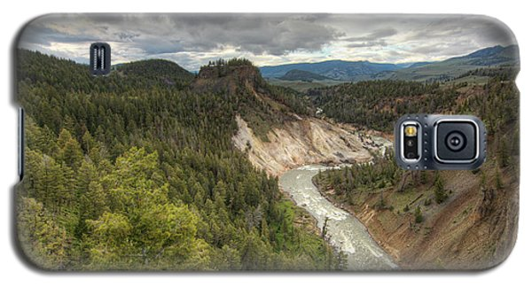 Moody Yellowstone Galaxy S5 Case