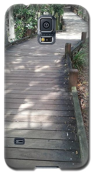 Mooloolaba Path Galaxy S5 Case