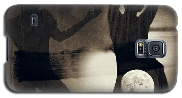 Moon And Then Galaxy S5 Case