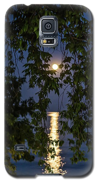 Moon Curtain Galaxy S5 Case