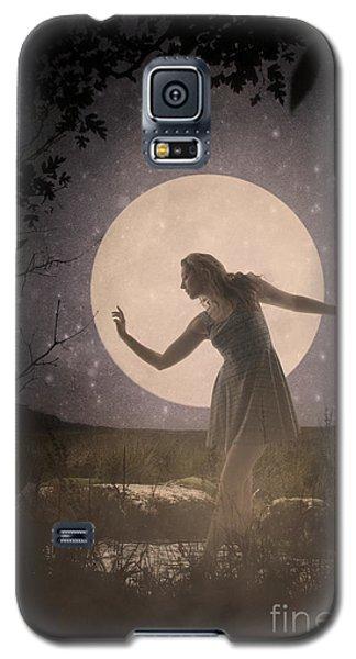 Moon Dance 001 Galaxy S5 Case