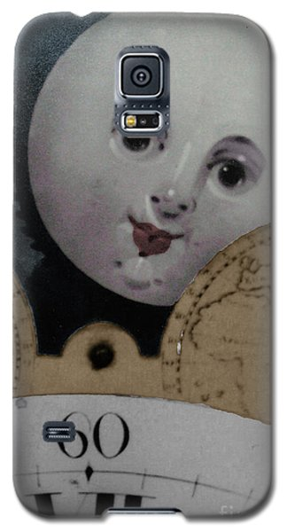 Moon Face Galaxy S5 Case
