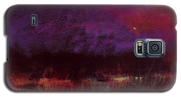 Moon Glow 5-6-11 Julianne Felton Galaxy S5 Case