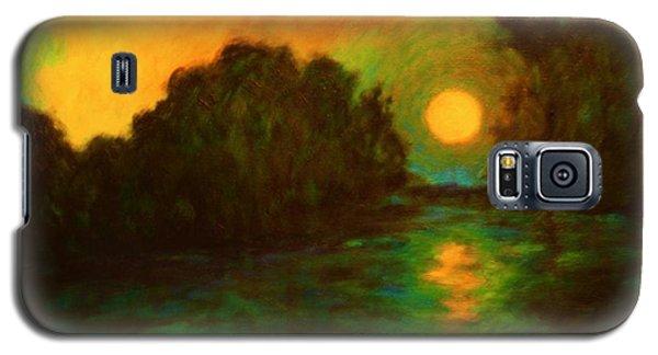 Moon Glow Galaxy S5 Case