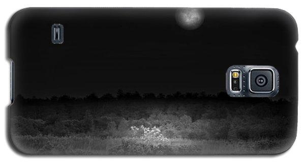 Moon Glow Galaxy S5 Case by Mark Andrew Thomas