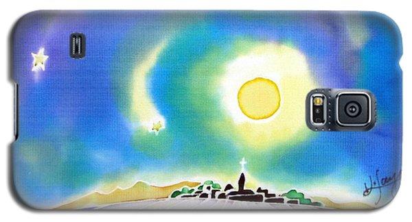 Moon Light Galaxy S5 Case