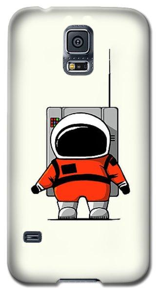 Moon Man Galaxy S5 Case by Nicholas Ely