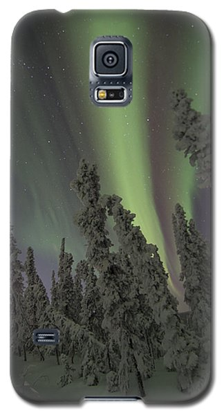 Moon On The Hill Galaxy S5 Case