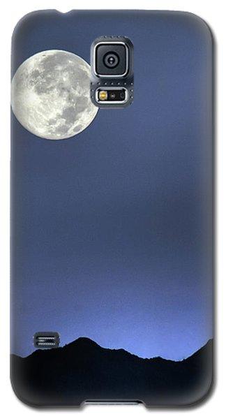 Moon Over Ko'olau Galaxy S5 Case