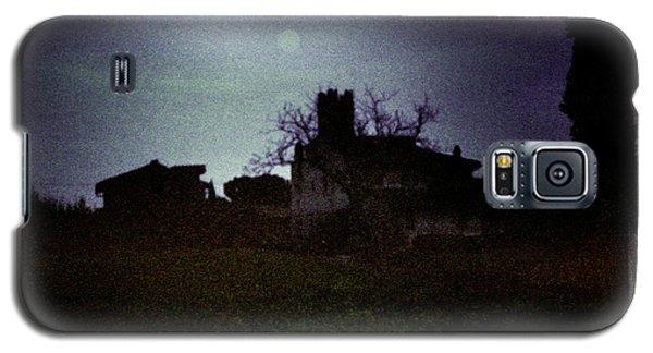 Moon Over Nice Galaxy S5 Case