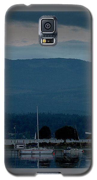 Moon Over The Spit Galaxy S5 Case