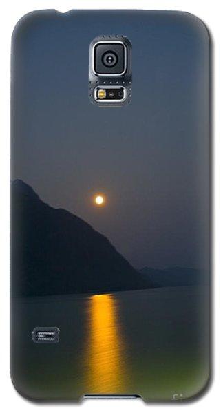 Moon Path Galaxy S5 Case