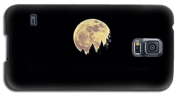 Moon Rising Galaxy S5 Case