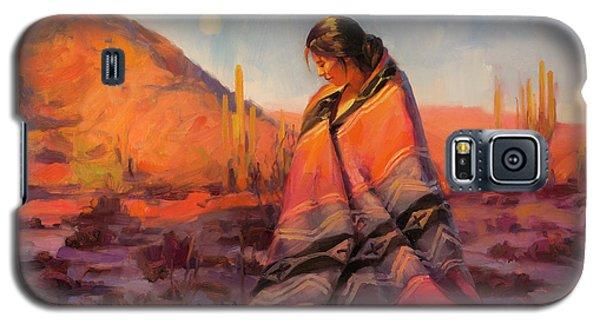Magician Galaxy S5 Case - Moon Rising by Steve Henderson