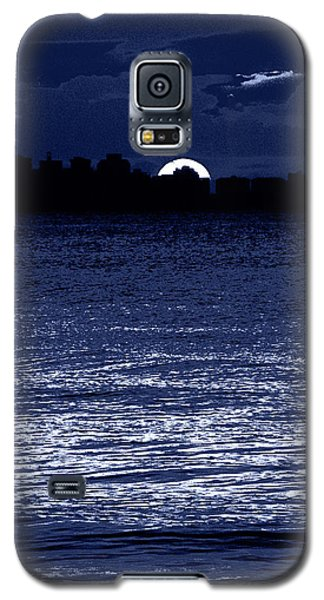Moon Shine Galaxy S5 Case