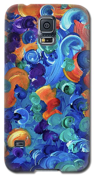 Moon Snails Back To School Galaxy S5 Case