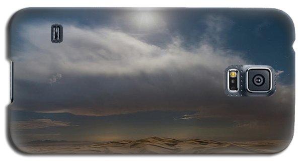 Moon Sparkle Galaxy S5 Case