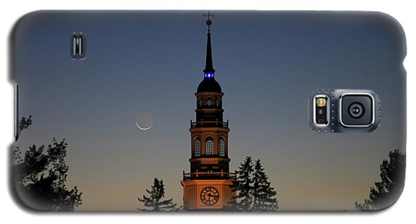 Moon, Venus, And Miller Tower Galaxy S5 Case