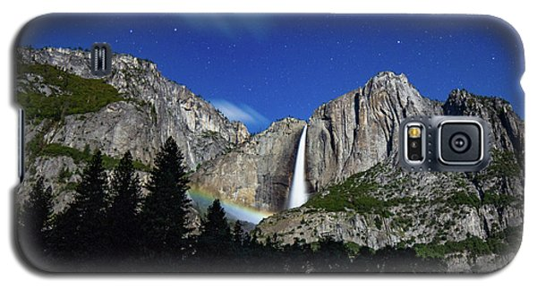 Moonbow And Louds  Galaxy S5 Case