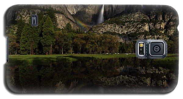 Moonbow Upper Falls Galaxy S5 Case