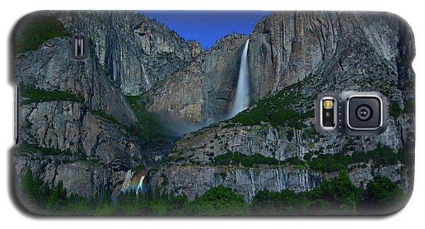 Moonbow Yosemite Falls Galaxy S5 Case