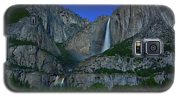 Moonbow Yosemite Falls Galaxy S5 Case