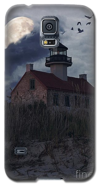 Moonlight At East Point Galaxy S5 Case