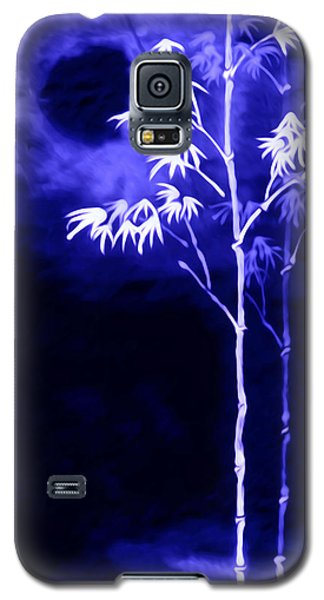 Moonlight Bamboo Galaxy S5 Case by Lanjee Chee