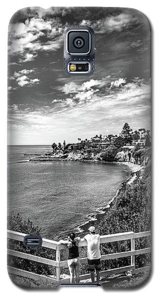 Moonlight Cove Overlook Galaxy S5 Case