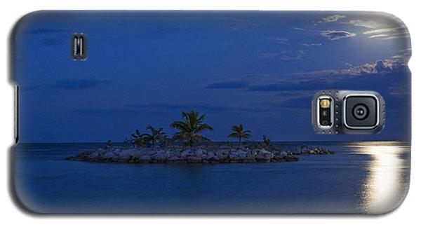 Moonlight Island Galaxy S5 Case