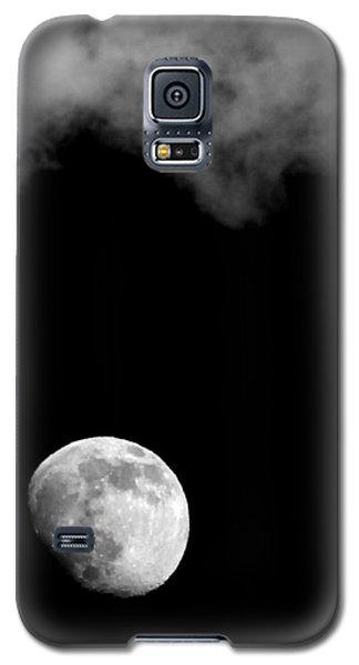 Galaxy S5 Case featuring the photograph Moonlight by Karen Musick