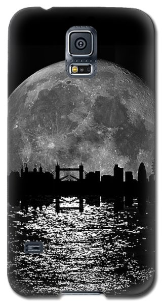 Moonlight London Skyline Galaxy S5 Case